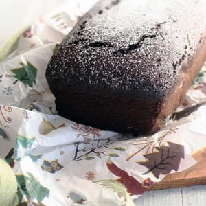 Karina's Gluten-Free Chocolate Gingerbread