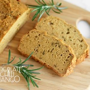 Sweet Potato & Rosemary Protein Bread