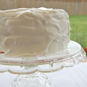 Homemade Whipped Topping aka Make Your Own Cool Whip