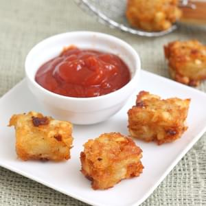 Bacon-Ranch Tater Tots