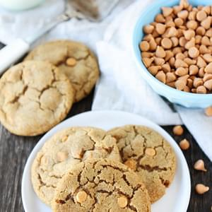Brown Sugar Butterscotch Cookies