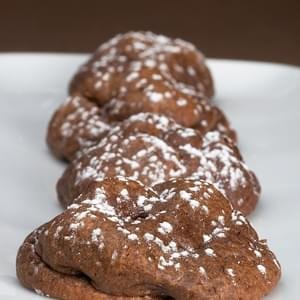 Chocolate Espresso Cookies