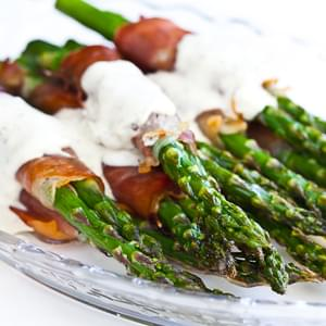 French Appetizers: Dukkah & Feta Wrapped with Prosciutto ...