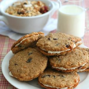 Muesli Cream Pies – Gluten-Free Snacks for Kids