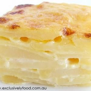 Creamy Potato Bake