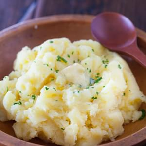 Very Best Mashed Potatoes