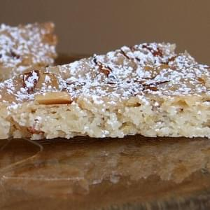 Lemon- Almond Cookie Brittle