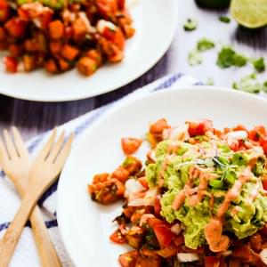 Southwest Sweet Potato Breakfast Hash