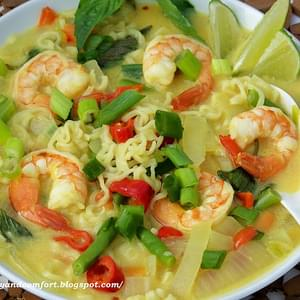 Anti-Ramen Noodle Soup Recipe