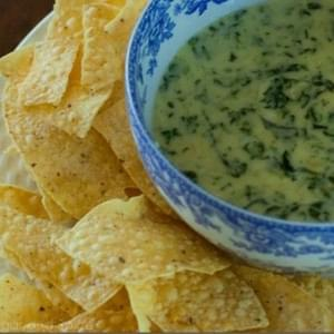 Clone of California Pizza Kitchen's Spinach Artichoke Dip