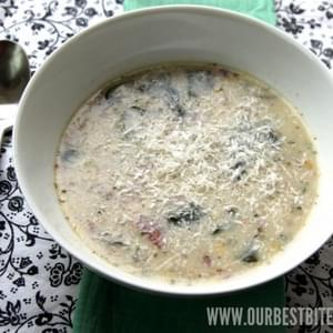 Italian Potato-Sausage Soup
