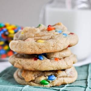 Giant Rainbow Cookies