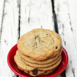 Alice's Perfect Chocolate Chip Cookies