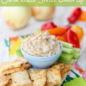 Caramelized Sweet Onion Dip