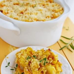 Butternut Squash Mac 'n Cheese