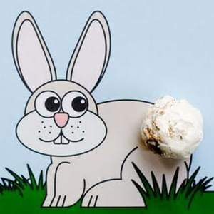 Bunny Tails – Donut Holes for Easter