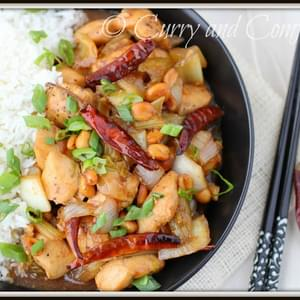 Kung Pao Chicken (Throwback Thursday)