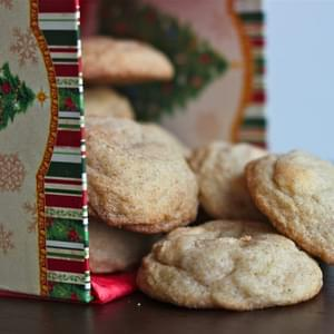 Great Food Blogger Cookie Swap: Snickerdoodles with White Chocolate Chunks