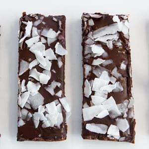 No Bake Peppermint Patty Bars