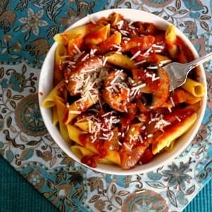Scott's San Marzano Pasta Sauce with Fresh Tomatoes –Inspired by SP Cookie Queen