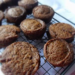 *Breakfast Oatmeal Muffins*