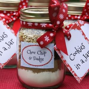 Day 5 – Cookies in a Jar