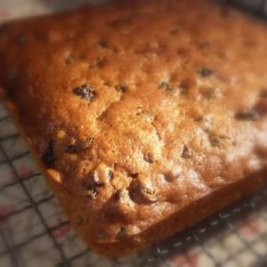 *Irish Boiled Fruit Cake*