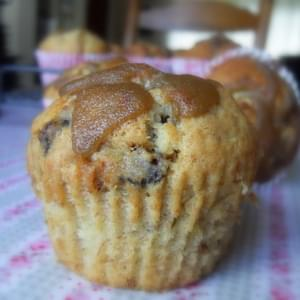 Banana and Sticky Date Muffins