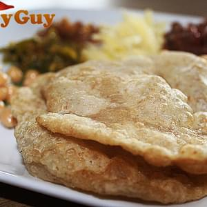Puri – How To Make Delicious Puris At Home
