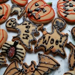 Halloween Cookies Recipe For Trick Or Treat