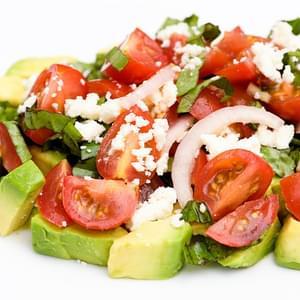 Tomato Strawberry Salad Recipe