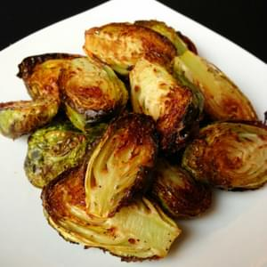 Paleo Crispy Brussel Sprouts