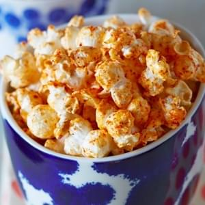 How To Make Mexican Street Corn–Style Popcorn