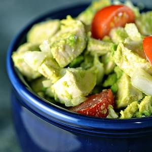 Avocado Chicken Salad