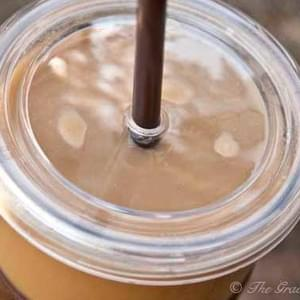 Clean Eating Pumpkin Spice Latte