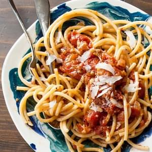 How To Make Marinara Sauce