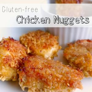 Homemade Gluten-free Chicken Nuggets
