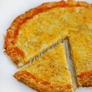 Low Carb Cauliflower Pizza Crust