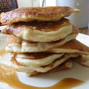 Basic Buttermilk Pancake