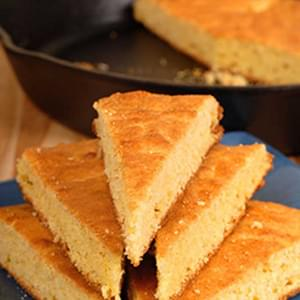 Best Ever Southern Buttermilk Cornbread