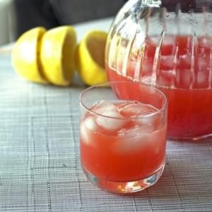 Real Strawberry Lemonade