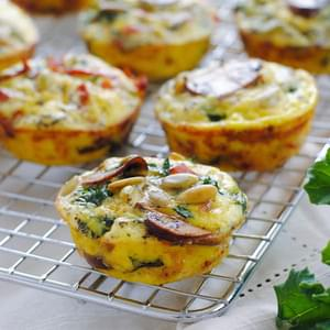 Make-Ahead Breakfast Muffins