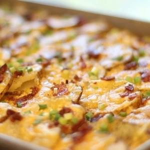 Cheesy Bacon Potato Bites Party