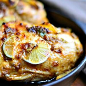 Chili Lime Roasted Chicken