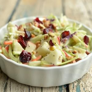 Kids Favorite Broccoli Apple Salad