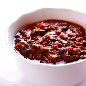 5-Ingredient Easy Chili