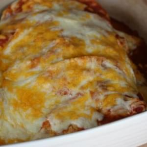 Homemade Chipotle Pepper Enchilada Sauce