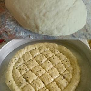 how to make pita bread on stove