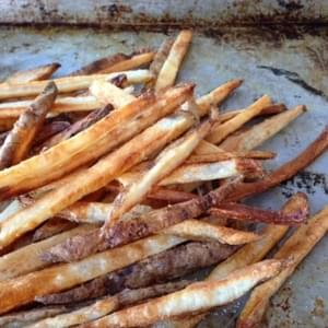 Crispy Oven Fries
