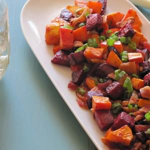 Beets and Sweets Hash